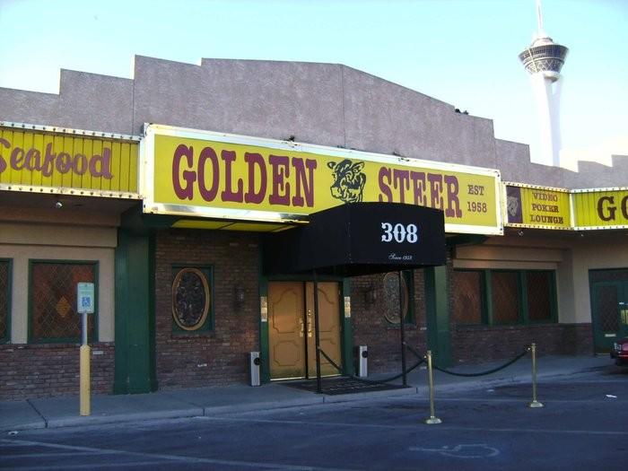 7. Golden Steer Steakhouse, 308 W Sahara Ave, Las Vegas, NV 89102