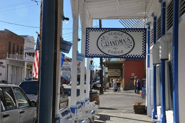 4. Grandma's Fudge Factory, 20 N C St, Virginia City, NV 89440