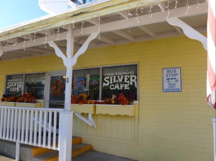 8. Silver Cafe & Bakery, 673 S Main St, Pioche, NV 89043