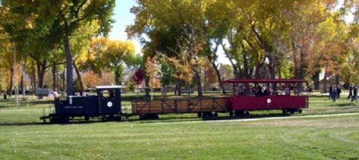 7. Carson & Mills Park Railroad - 1111 E William St, Carson City, NV 89701