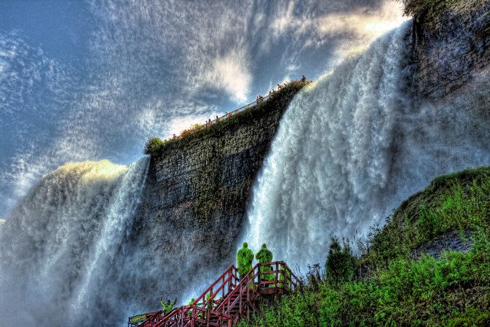1. There's nothing like the breathtaking natural wonders  you'll find all throughout New York.