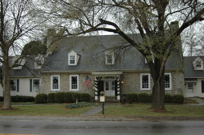 8. Old Stone Inn at 6905 Shelbyville Road in Simpsonville