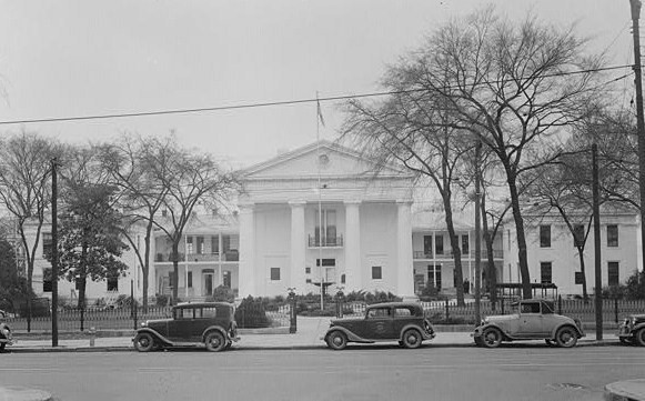 9. Old State Capitol Building, Little Rock, 1934
