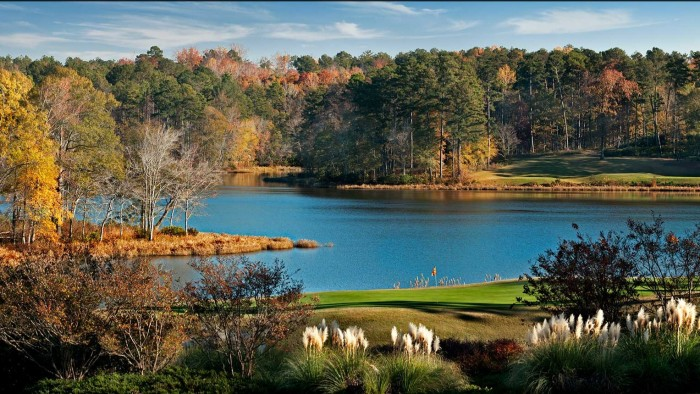 1. Opelika is a golfer's paradise.