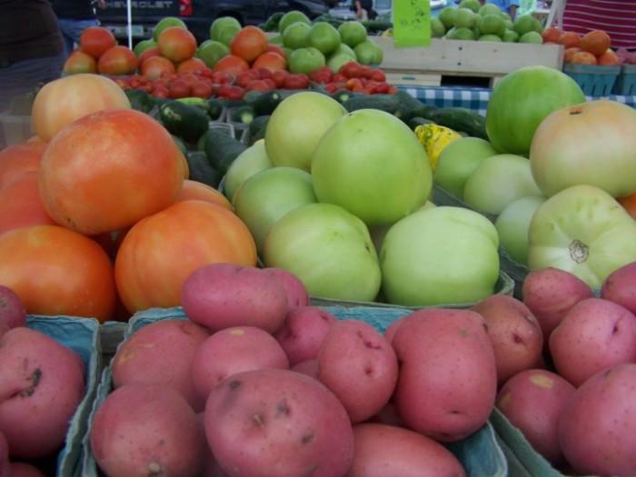 10. Opelika has the best farmers markets.