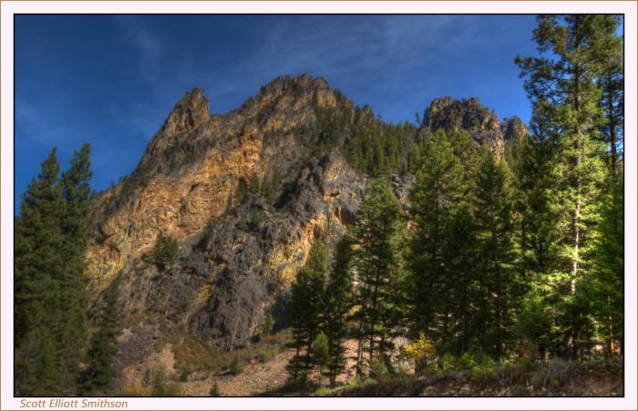 10. Painted Rocks Reservoir State Park