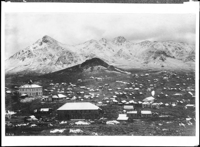 10. Tonopah Mining Park (now a historic site) - 1904