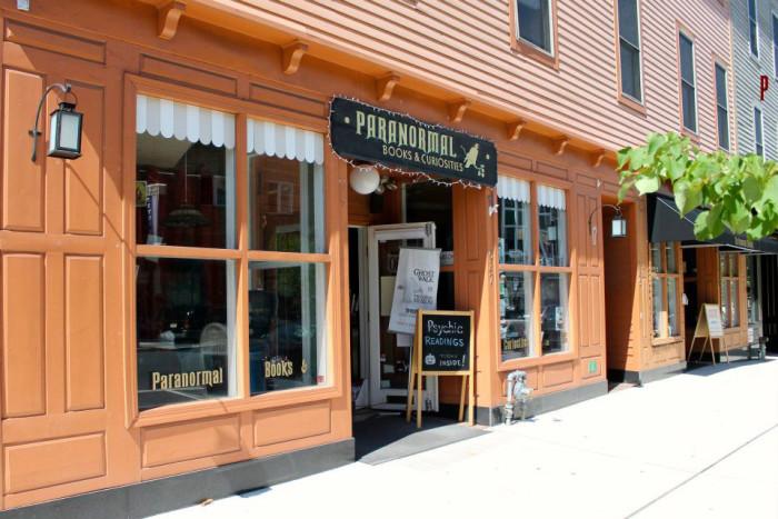9. Paranormal Books & Curiosities, Asbury Park