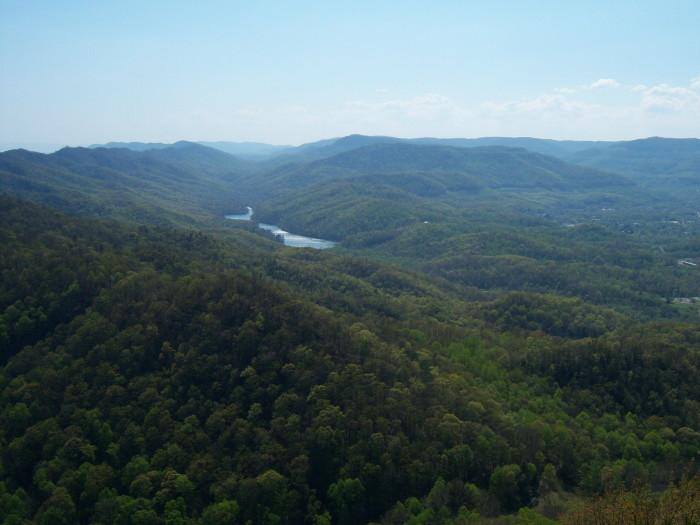 Pennyrile Nature Trail.