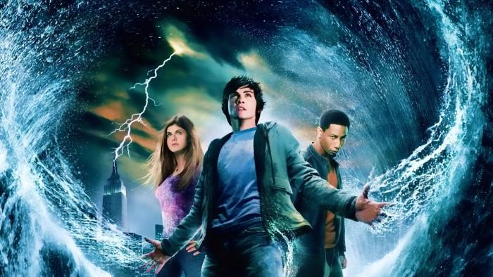 5) Percy Jackson & The Lightning Thief