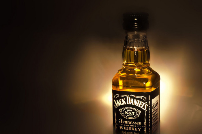 4. Pick up some Jack Daniels.
