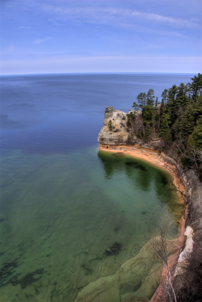 5. Pictured Rocks National Lakeshore
