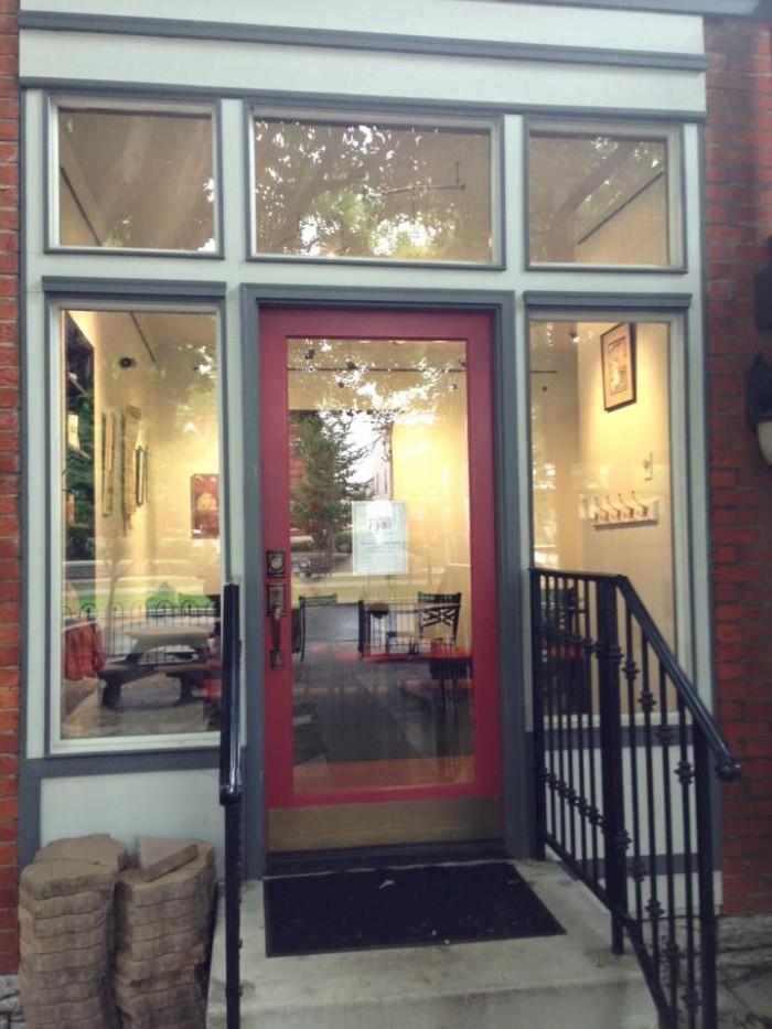 1. Piper's Café at 520 W 6th Street in Covington