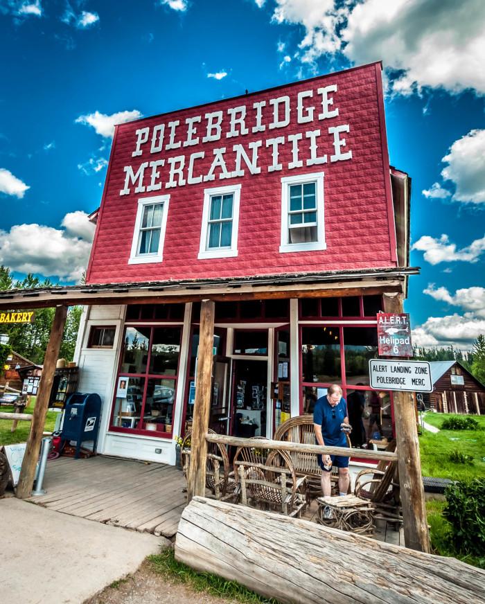 6. Polebridge Mercantile