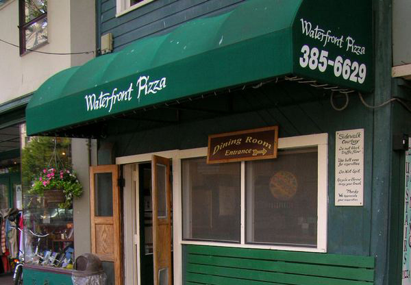 11. Waterfront Pizza, Port Townsend