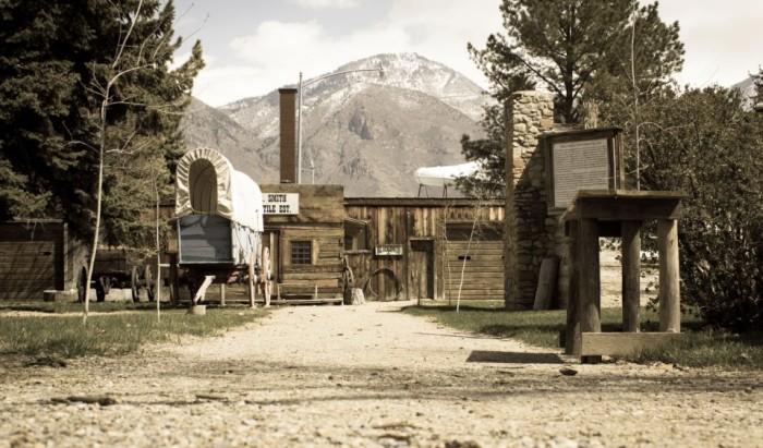 7. Provo Pioneer Village, Provo