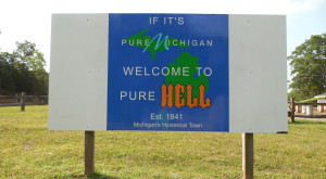Now You Can Own One Of Michigan's Most Disturbing Places… If You Dare