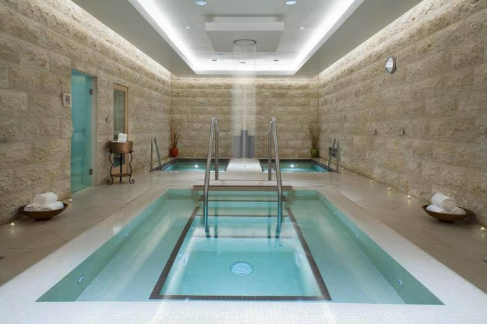 5. Relax at a spectacular spa.