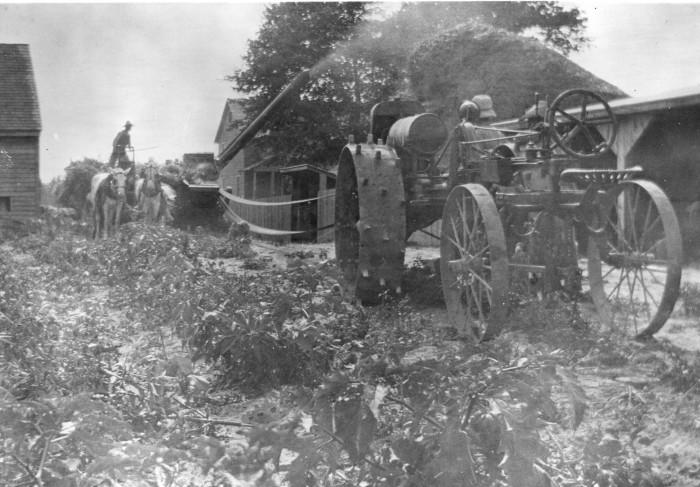 3. Farming outside Milford