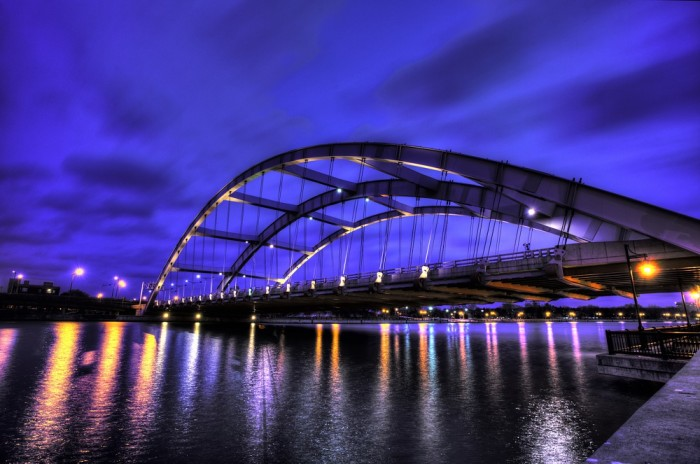 3. Frederick Douglass-Susan B. Anthony Memorial Bridge, Rochester