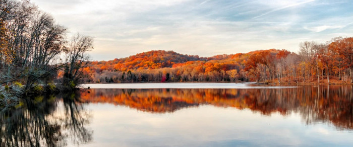 4. Radnor Lake Nature Trail - Brentwood
