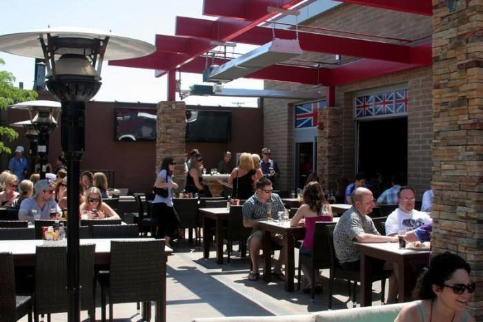7. Red Fox English Pub, Royal Oak