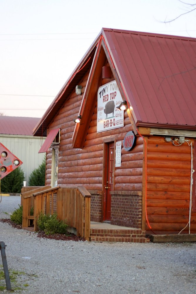 5. Red Top Barbecue at 9580 Russellville Road in Guthrie