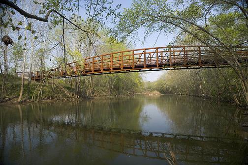 3. Richland Creak Greenway - McCabe Loop