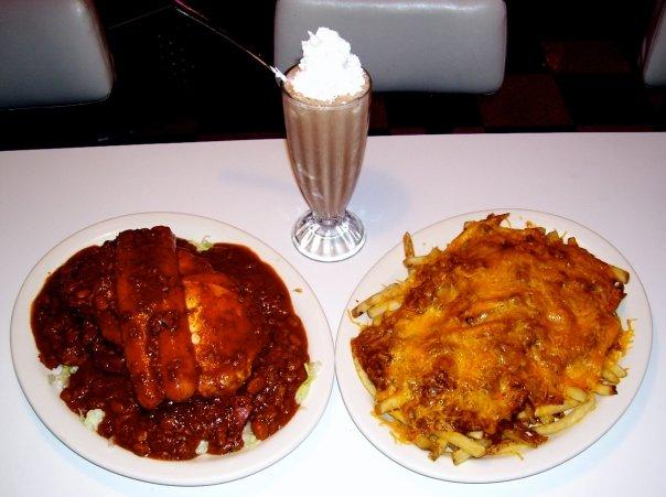 "6. Rockies Diner: ""Johnny B. Goode Challenge"" (Boise)"