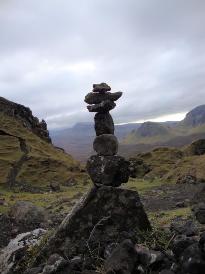 Mystery Rock.