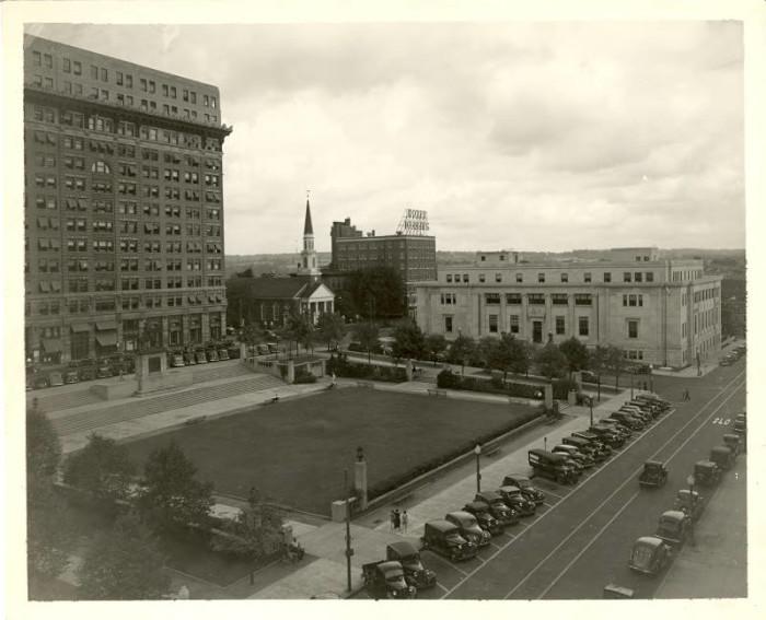 8. Rodney Square in Wilmington