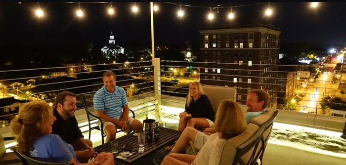 6 Restaurants In Mississippi With Rooftop Dining
