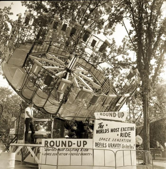 Round-Up, photo by Joe Stevens