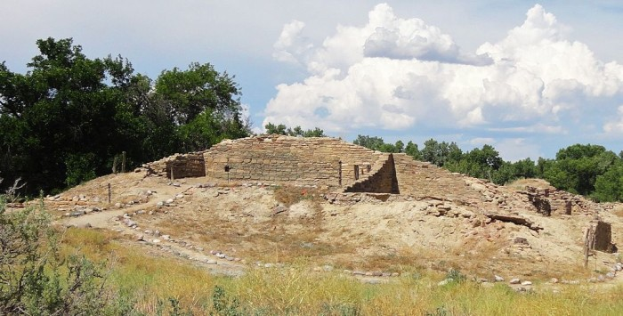 2. Salmon Ruins and Heritage Park