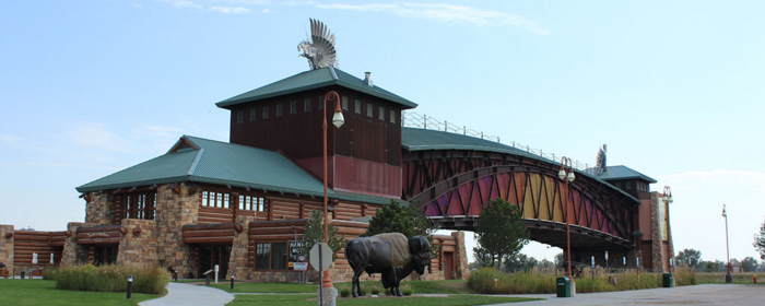9. Great Platte River Road Archway Monument, Kearney