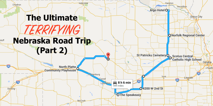The Ultimate Haunted Nebraska Road Trip Part 2