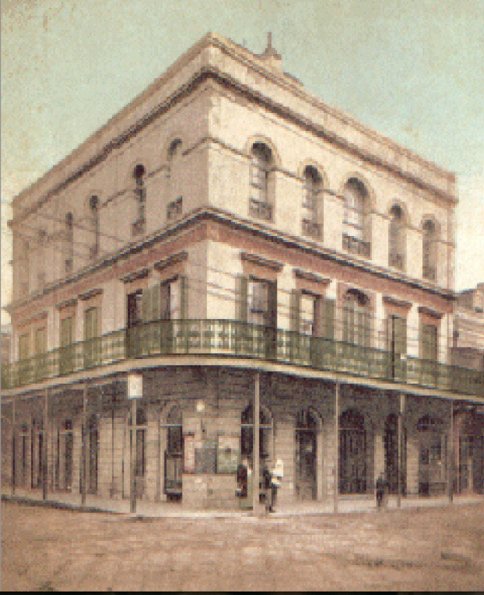 The Strange Tale Of The Lalaurie Mansion In French Quarter