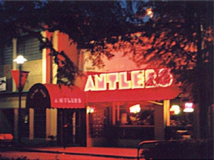8. Antler's Restaurant and Grill, Lafayette, 1921