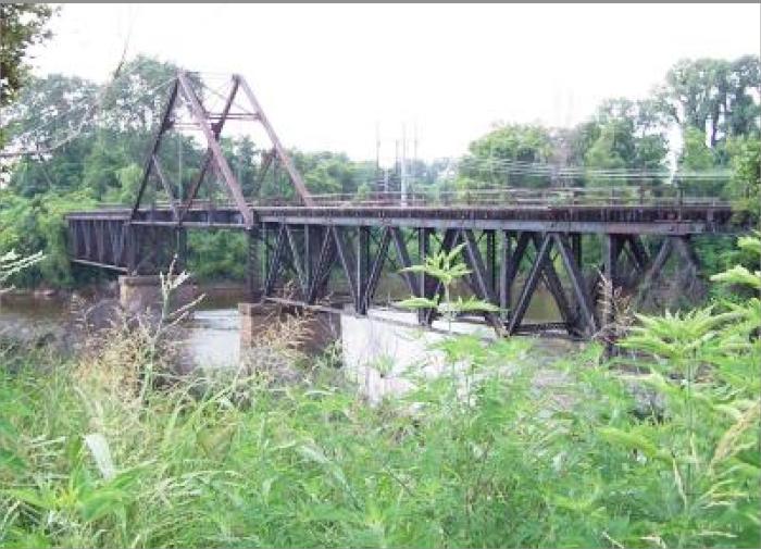 "11. The KCS Cross Bayou ""A"" Bridge"