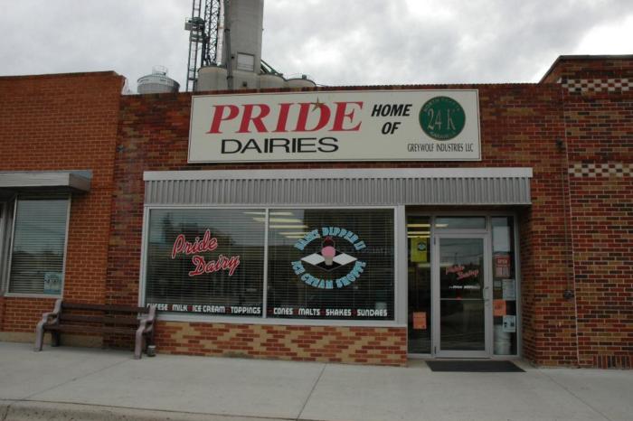 1. Pride Dairy - Bottineau