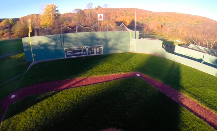 Check out the fields from above!