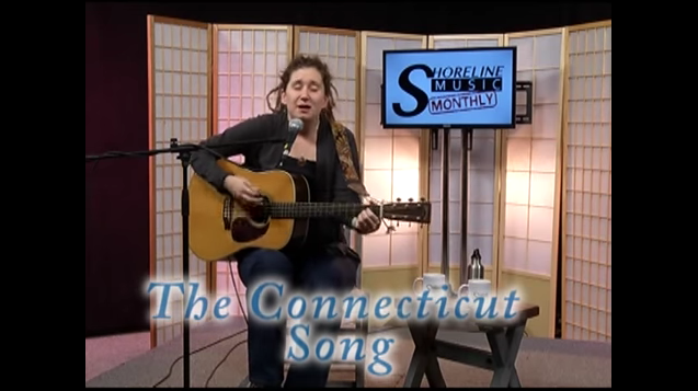 7. The Connecticut Song by Kristen Graves