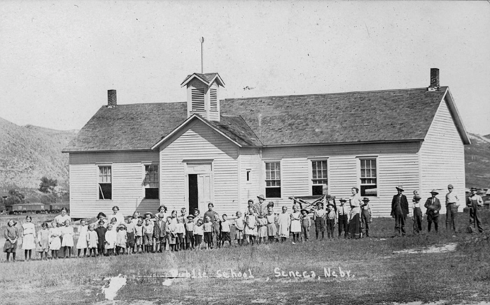 18 Photos Of Nebraska Schools In The 1900s