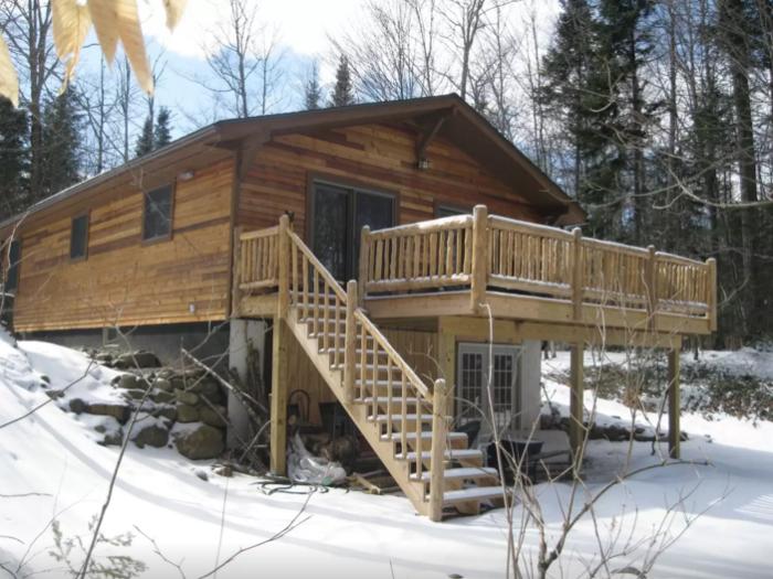 8. Timber Haven Chalet, Lake Placid