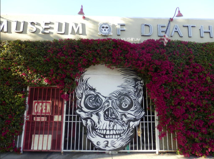 3. Museum of Death in Los Angeles