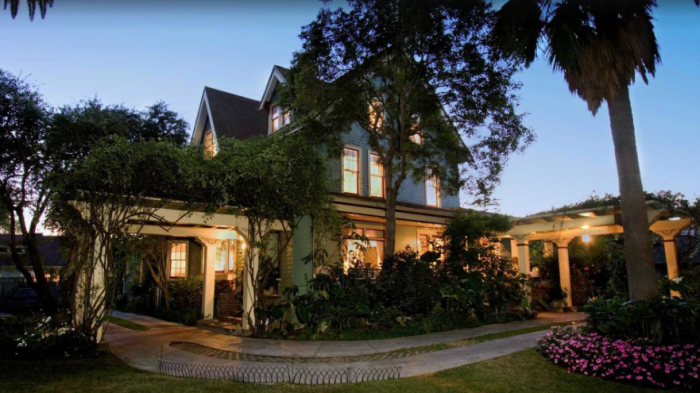 3. The Bissell House Bed and Breakfast in South Pasadena