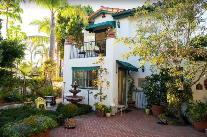Garden Walk Buffalo Cottage District 5: 10 Bed And Breakfasts In Southern California