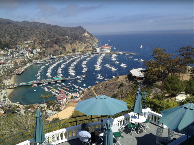 10. The Inn at Mt. Ada in Avalon on Catalina Island