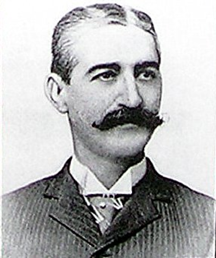 David Hennessy was born in 1858 and made New Orleans headlines when he captured a notorious Italian criminal, Giuseppe Esposito.