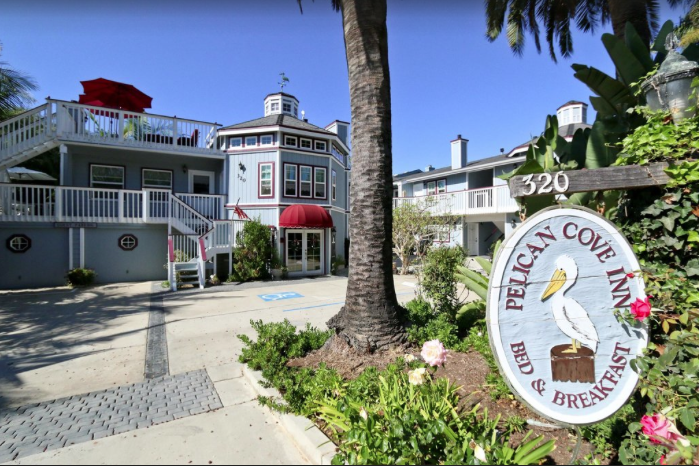 2. Pelican Cove Inn located in Carlsbad